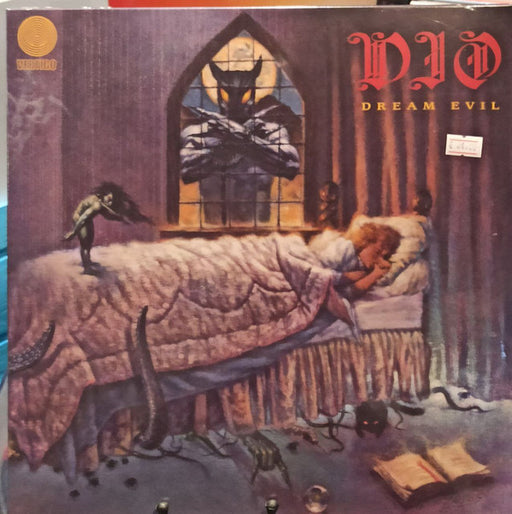 Dio – Dream Evil (LP, Vinyl Record Album)