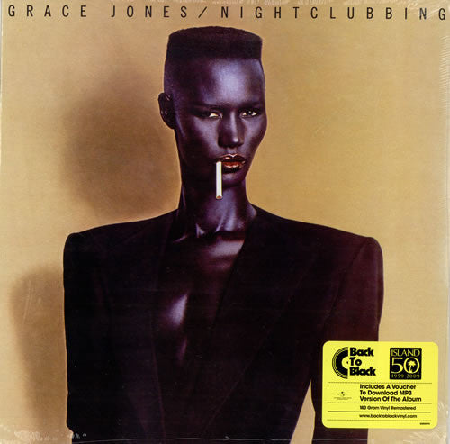 Nightclubbing – Grace Jones (LP, Vinyl Record Album)
