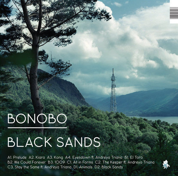 Black Sands – Bonobo (Vinyl record)