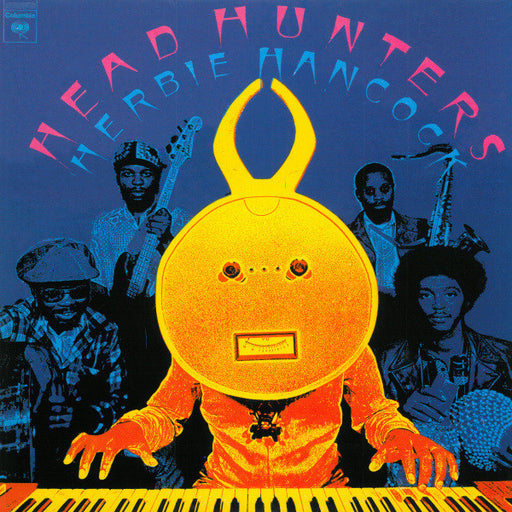 Head Hunters – Herbie Hancock (Vinyl record)