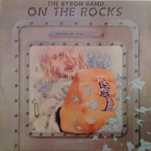 On The Rocks – The Byron Band (LP, Vinyl Record Album)
