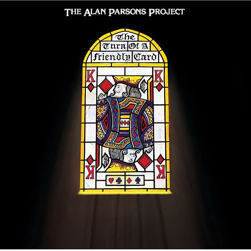 The Alan Parsons Project – The Turn Of A Friendly Card (LP, Vinyl Record Album)