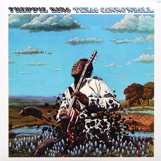 Freddie King – Texas Cannonball (LP, Vinyl Record Album)