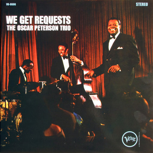 The Oscar Peterson Trio – We Get Requests (LP, Vinyl Record Album)