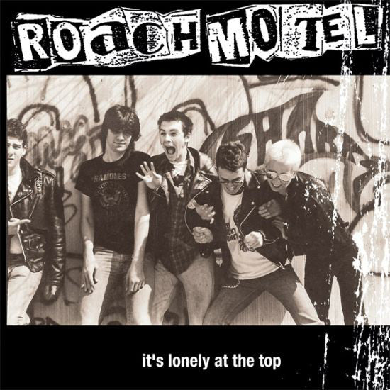 It's Lonely At The Top – Roach Motel (2) (LP, Vinyl Record Album)