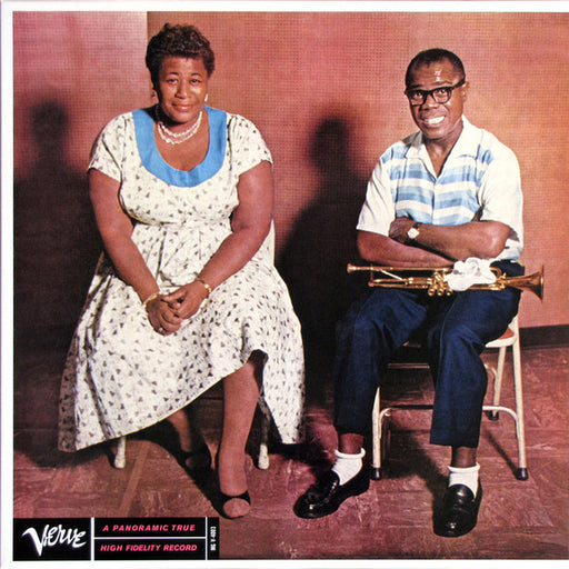 Ella Fitzgerald, Louis Armstrong – Ella And Louis (LP, Vinyl Record Album)