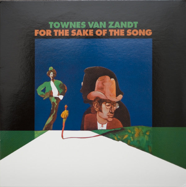 For The Sake Of The Song – Townes Van Zandt (Vinyl record)
