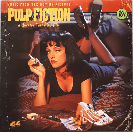 Pulp Fiction (Music From The Motion Picture) – Various (Vinyl record)