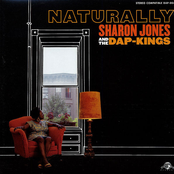 Naturally – Sharon Jones & The Dap-Kings (Vinyl record)