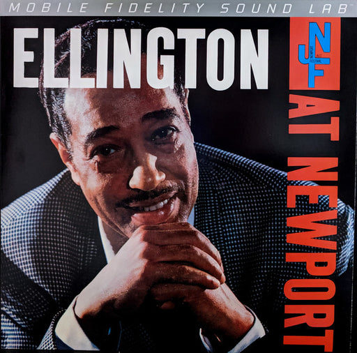 Duke Ellington And His Orchestra – Ellington At Newport (LP, Vinyl Record Album)
