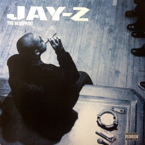 The Blueprint – Jay-Z (LP, Vinyl Record Album)