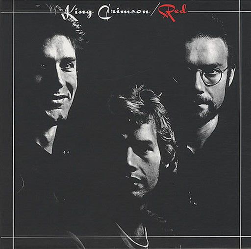King Crimson – Red (LP, Vinyl Record Album)