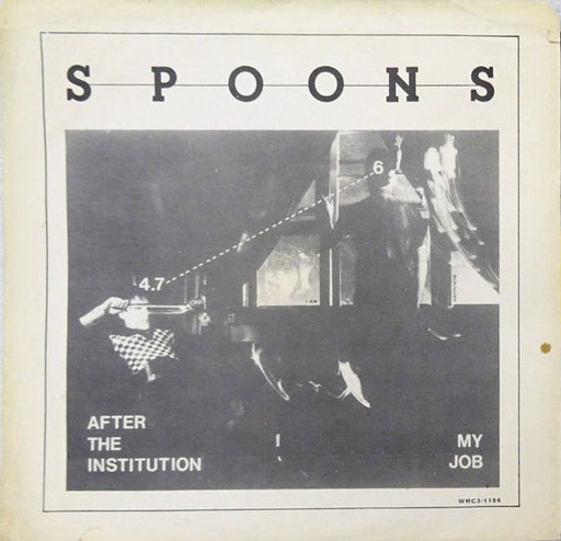After The Institution – Spoons (LP, Vinyl Record Album)