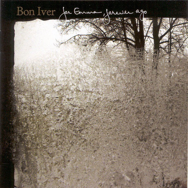For Emma, Forever Ago – Bon Iver (LP, Vinyl Record Album)