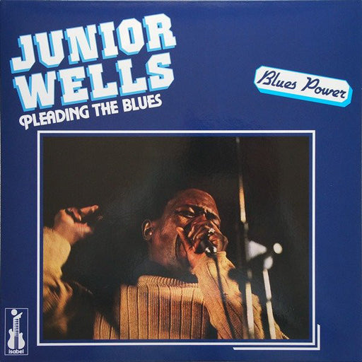 Junior Wells – Pleading The Blues (LP, Vinyl Record Album)