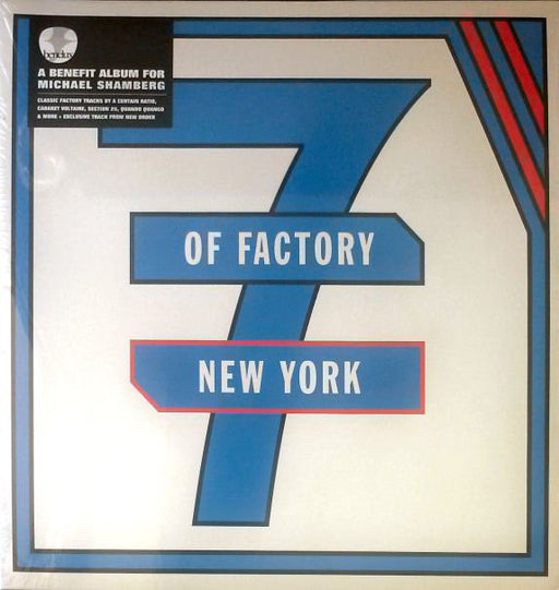 Of Factory New York – Various (Vinyl record)