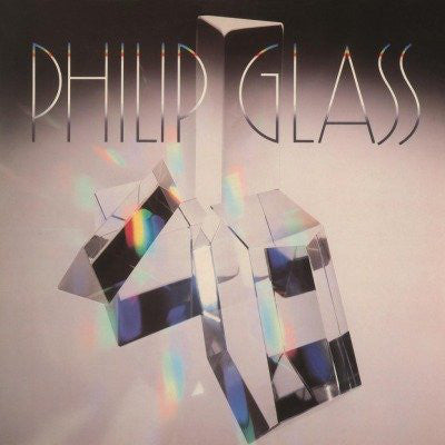 Glassworks – Philip Glass (LP, Vinyl Record Album)