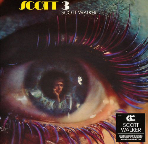 Scott 3 – Scott Walker (LP, Vinyl Record Album)