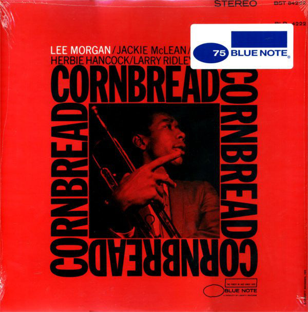 Cornbread – Lee Morgan (LP, Vinyl Record Album)
