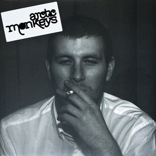 Whatever People Say I Am, That's What I'm Not – Arctic Monkeys (Vinyl record)