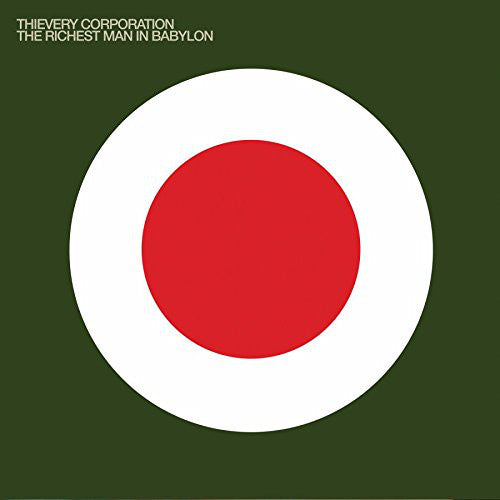 Thievery Corporation – The Richest Man In Babylon (LP, Vinyl Record Album)