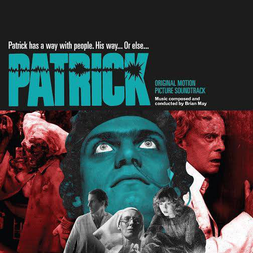 Brian May – Patrick (Original Motion Picture Soundtrack) (LP, Vinyl Record Album)