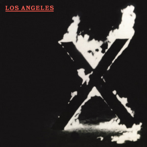 Los Angeles – X (5) (LP, Vinyl Record Album)