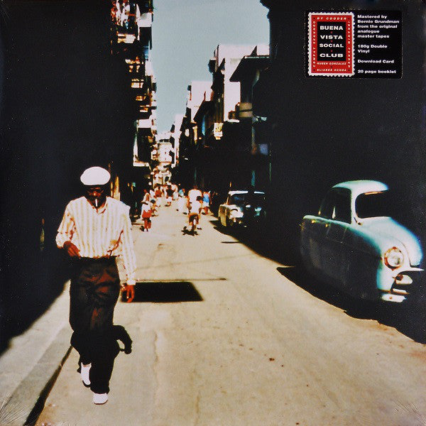 Buena Vista Social Club – Buena Vista Social Club (LP, Vinyl Record Album)