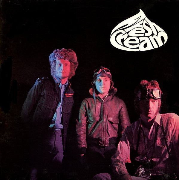 Cream – Fresh Cream (LP, Vinyl Record Album)