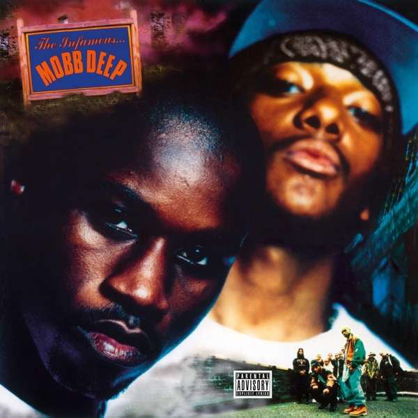 The Infamous – Mobb Deep (LP, Vinyl Record Album)