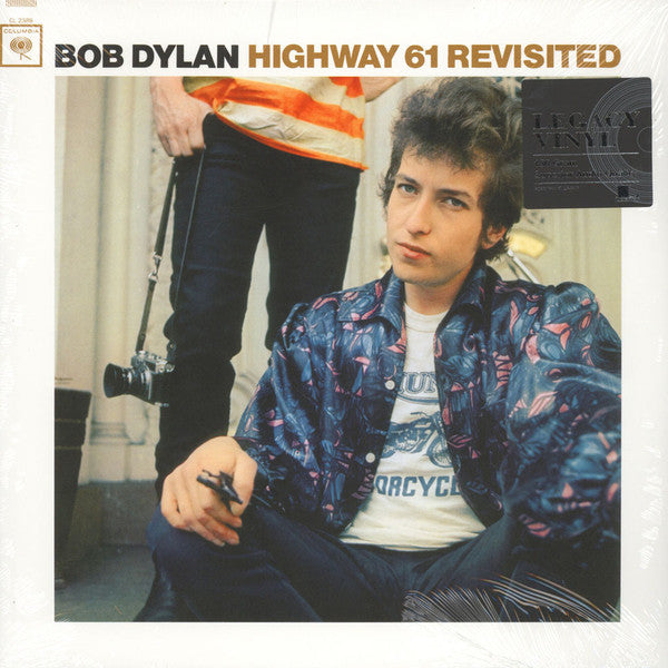 Highway 61 Revisited – Bob Dylan (Vinyl record)