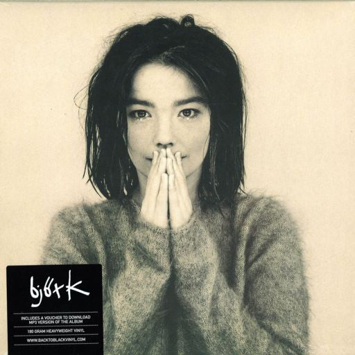 Debut – Björk (LP, Vinyl Record Album)