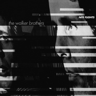 The Walker Brothers – Nite Flights (LP, Vinyl Record Album)