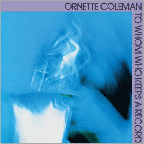 Ornette Coleman – To Whom Who Keeps A Record (LP, Vinyl Record Album)