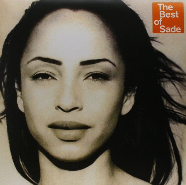 The Best Of Sade – Sade (LP, Vinyl Record Album)