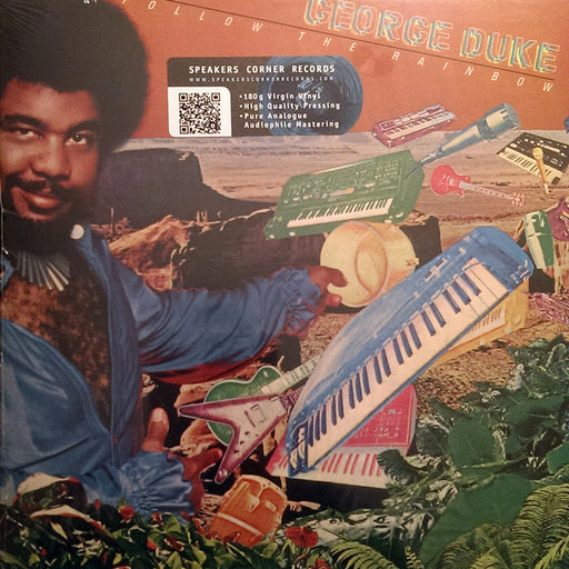George Duke – Follow The Rainbow (LP, Vinyl Record Album)