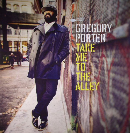 Take Me To The Alley – Gregory Porter (Vinyl record)