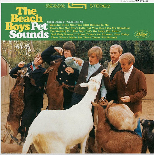 The Beach Boys – Pet Sounds (LP, Vinyl Record Album)