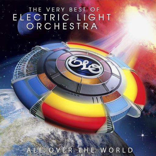 Electric Light Orchestra – All Over The World - The Very Best Of (LP, Vinyl Record Album)