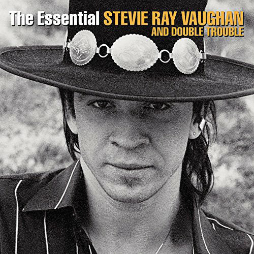 The Essential Stevie Ray Vaughan And Double Trouble – Stevie Ray Vaughan & Double Trouble (LP, Vinyl Record Album)