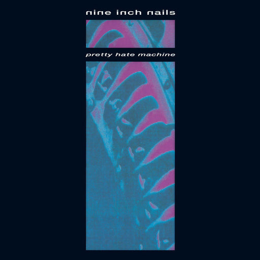 Nine Inch Nails – Pretty Hate Machine (LP, Vinyl Record Album)