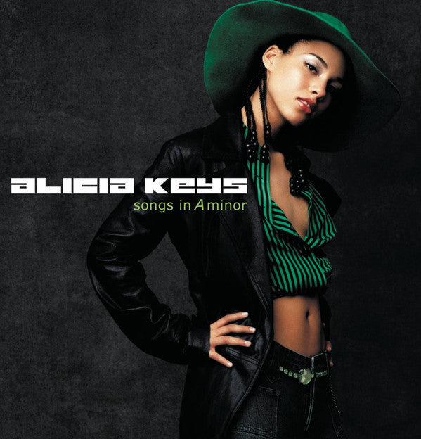 Songs In A Minor – Alicia Keys (Vinyl record)