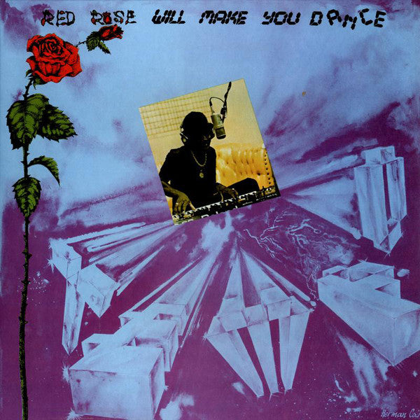 Anthony Red Rose – Red Rose Will Make You Dance (LP, Vinyl Record Album)