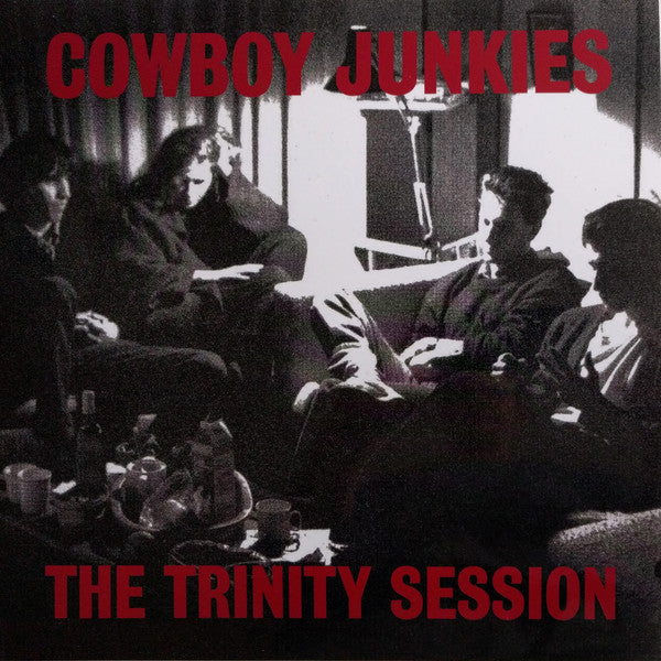 The Trinity Session – Cowboy Junkies (Vinyl record)