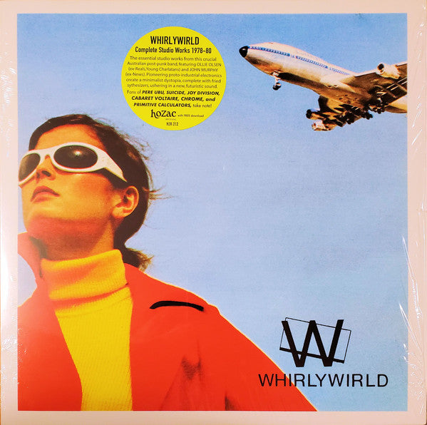 Whirlywirld – Complete Discography 1978-80 (LP, Vinyl Record Album)