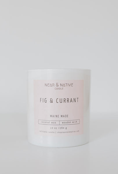 Fig & Currant Candle