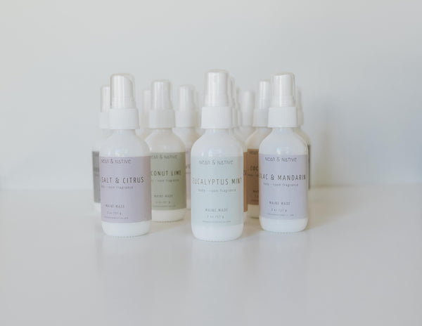 Eucalyptus Mint Room & Body Mist