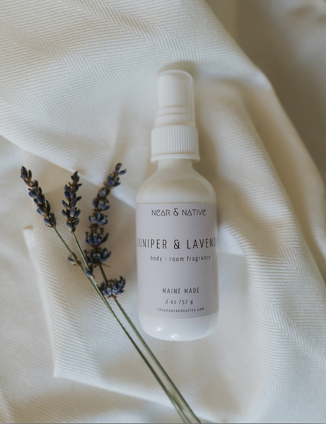 Juniper & Lavender Room & Body Mist