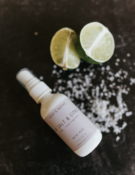 Sea Salt & Citrus Room & Body Mist