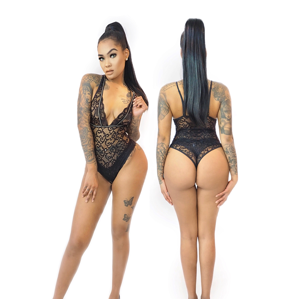 ESTELLE BODYSUIT.